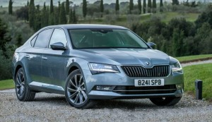 skoda superb net